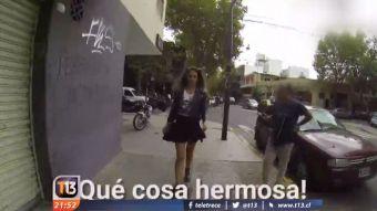 [VIDEO] Argentina: Buenos Aires castigará todo tipo de acoso callejero