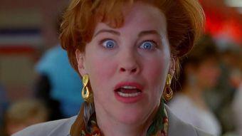 """""""Kate McCallister"""" fue el personaje de Catherine O'Hara en """"Mi pobre angelito"""""""