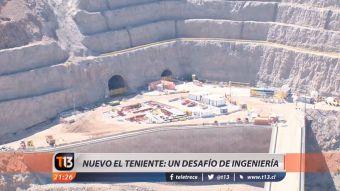 [VIDEO] Extensión de mina El Teniente: El proyecto clave de Codelco