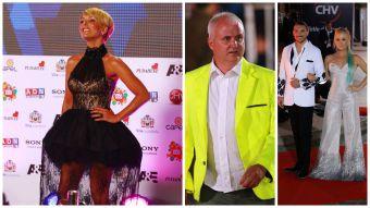 7f4c47ce21 Gala del Festival de Viña del Mar  los 30 famosos peor vestidos de los  últimos años