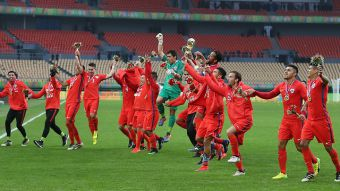 [VIDEO] Regresa DLV en la Web con La Roja en China Cup, goles y junto a la Sub 20