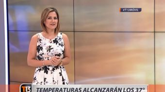 Michelle Adam entrega detalles sobre la nueva ola de calor en la zona central
