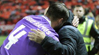 [VIDEO] ¿Qué le dijo Sergio Ramos a Jorge Sampaoli en el último duelo entre el Madrid y el Sevilla?