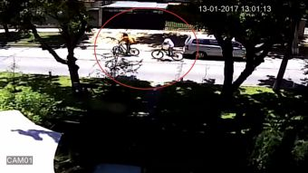 Ataque a Óscar Landerretche: los movimientos durante el atentado