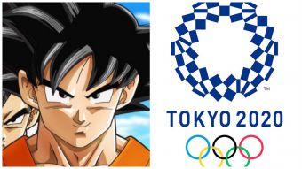 Gokú es el nuevo embajador de los Juegos Olímpicos de Tokio 2020