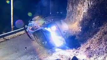 [VIDEO] Un espectador fallece tras grave accidente en Rally de Montecarlo