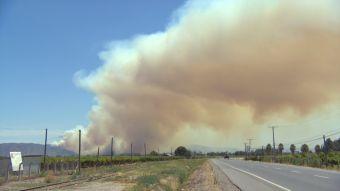 [VIDEO] Estado de catástrofe: El peor incendio en 50 años