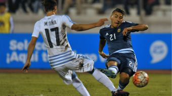 Argentina y Uruguay empatan en Clásico de la Plata en el Sudamericano Sub 20