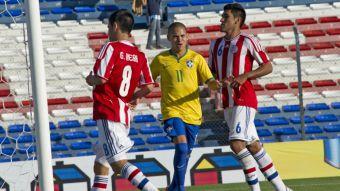 [VIDEO] Mira los goles con que Brasil se impuso a Paraguay en el Sudamericano Sub 20