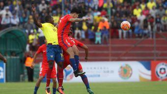 [VIDEO] Las mejores jugadas y goles del empate de La Roja ante Ecuador en el Sudamericano