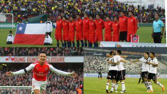[VIDEO] DLV en la Web a todo fútbol por el 13 con Alexis Sánchez, Sub 20 y Colo Colo