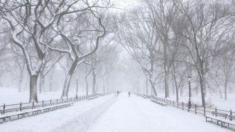 [VIDEO] Fuerte temporal mantiene nevado al noroeste de EEUU
