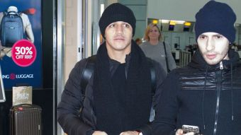 [VIDEO] Alexis Sánchez no aguanta más en el Arsenal y estaría en Italia de vacaciones