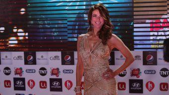 Tonka Tomicic en la gala de Viña 2017