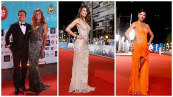 De Moras, Tomicic y Merino entre las mejores vestidas de la gala de Viña 2017