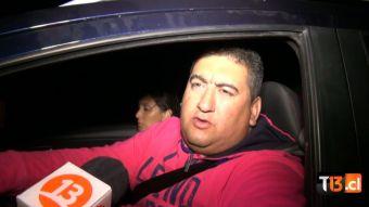 [VIDEO] Testigos del accidente en Mendoza acusan exceso de velocidad del conductor