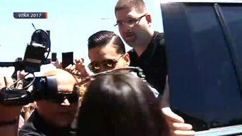 [VIDEO] Maluma desata la histeria de sus fans en Viña del Mar