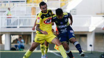 [VIDEO] Goles Fecha 3: San Luis y Everton repartieron puntos en Quillota
