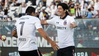 [VIDEO] Los experimentados Valdés y Paredes guían a Colo Colo en el Clausura 2017