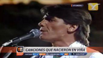 [VIDEO] Las canciones que nacieron en Viña