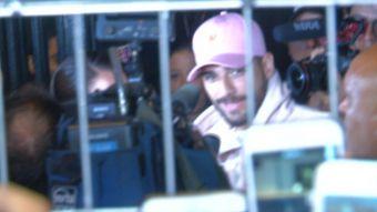 [VIDEO] Vecinos de Concon quieren echar a Maluma