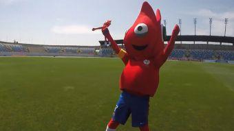 [VIDEO] El Rojas está en Rancagua para vivir el debut de Chile en el Sudamericano Sub 17