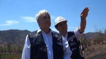 [VIDEO] Piñera pide a la Fiscalía declarar voluntariamente