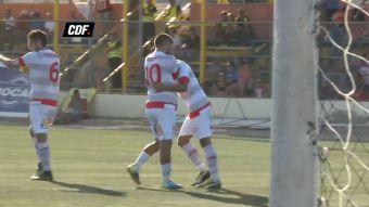 [VIDEO] Goles Primera B fecha 6: Copiapó vence a Iberia en La Caldera