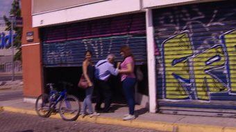 [VIDEO] Falta de agua obliga cierre de locales comerciales