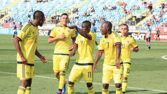 [VIDEO] Revisa los goles del triunfo de Colombia sobre Uruguay en el Sudamericano Sub 17