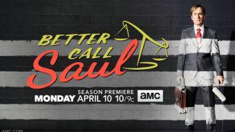 Ya se fijó fecha para el estreno de la tercera temporada de Better Call Saul