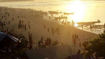 [FOTOS] El espectacular festival de Bau Nyale, donde los gusanos de mar reencarnan a una princesa