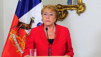 Michelle Bachelet abordó polémica por Minera Dominga