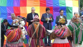 [VIDEO] Bolivia presenta réplica de demanda marítima en La Haya