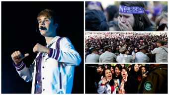 [FOTOS] Justin Bieber: 30 imágenes de cómo se ha vivido la Biebermanía en sus visitas a Chile