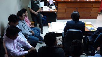 [VIDEO] Los detalles de la formalización de los 9 bolivianos detenidos en la frontera