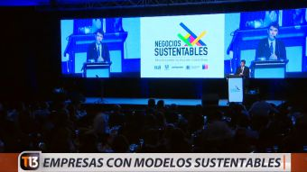 [VIDEO] Empresas con modelos sustentables