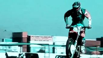 [VIDEO] MX La Divisa: La pista enclavada en Santiago para los amantes del Motocross