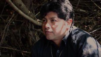 Sergio Catrilaf se declara prófugo de la justicia