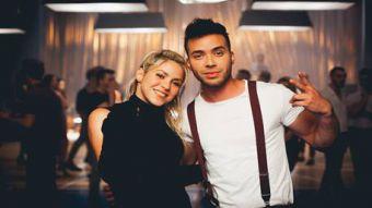 """Shakira y Prince Royce han lanzado el video de """"Deja Vu"""""""
