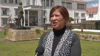 [VIDEO] Habla la esposa de uno de los militares bolivianos detenidos en la frontera