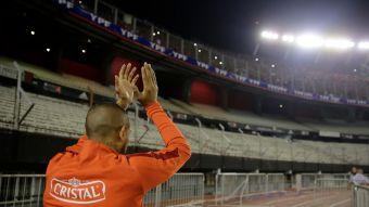 [VIDEO] El partido aparte de Arturo Vidal frente a Argentina
