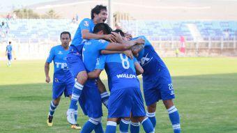 [VIDEO] Goles Primera B fecha 10: San Marcos de Arica vence a Ñublense en Chillán