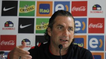[VIDEO] Revive la conferencia de prensa de Juan Antonio Pizzi en La Roja