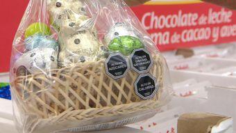 [VIDEO] Los efectos de la ley de etiquetado en los huevitos de chocolate