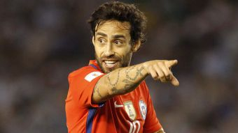 [VIDEO] Jorge Valdivia vuelve a su casa con La Roja enfrentando al país que lo vio nacer