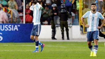 "[FOTOS] ""No tenemos Paz"": reacción de prensa argentina tras derrota que complica a la ""Albiceleste"""