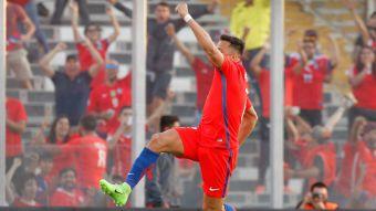 """[VIDEO] Alexis """"Matador"""": el tocopillano iguala a Salas como goleador histórico de """"La Roja"""""""