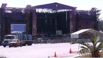 [VIDEO] Lollapalooza 2017: los preparativos para el festival que se realizará este fin de semana