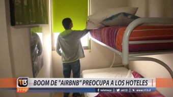 [VIDEO] El boom de Airbnb en Chile